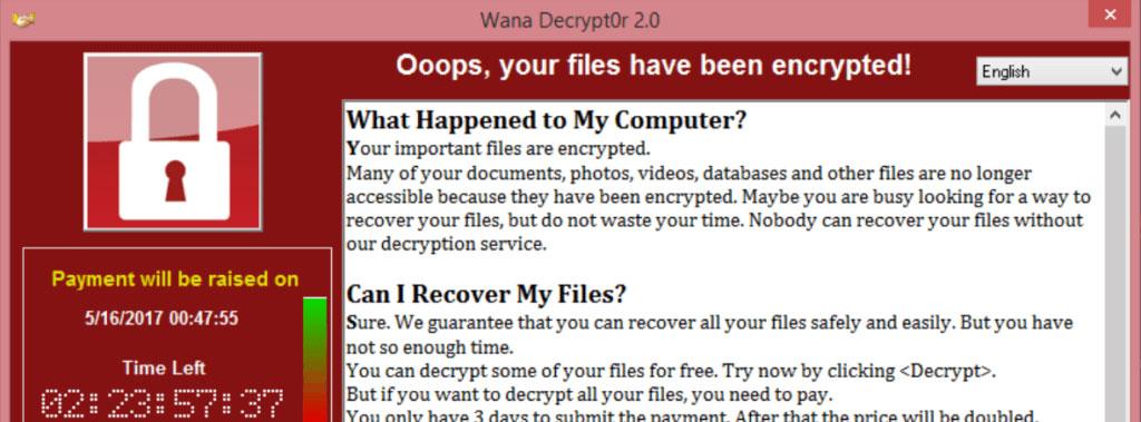 Czym jest i jak walczyćz WannaCry Ransomware?