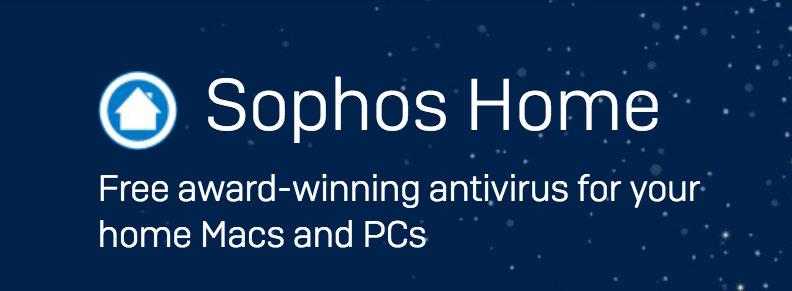 SOPHOS HOME – profesjonalna bezpieczeństwo wszystkich komputerów w domu. Za darmo!