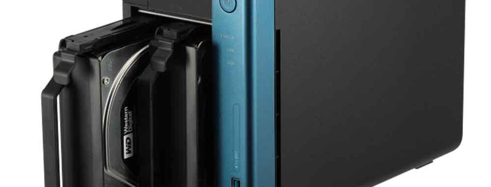 Nowe modele najpopularniejszych serwerów NAS dla firmy – TS-253Be i TS-453Be