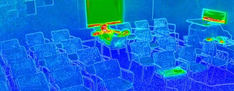 Kamera termowizyjna przy ograniczonym budżecie – prezentacja możliwości Dahua TPC BF2120