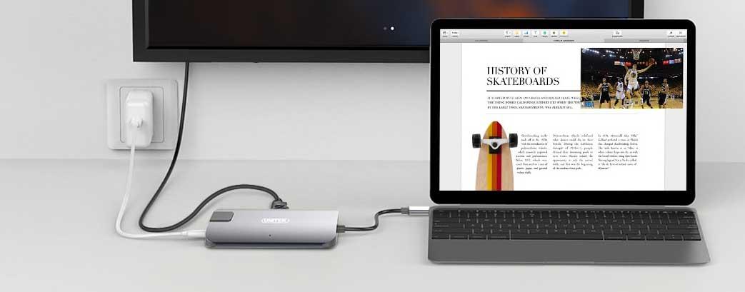 Jak dobrać akcesoria USB-C?