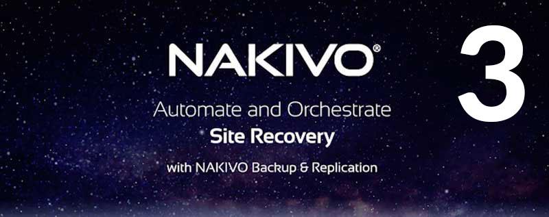 Site Recovery w NAKIVO Backup & Replication Część 3: Tworzenie zautomatyzowanych procesów biznesowych