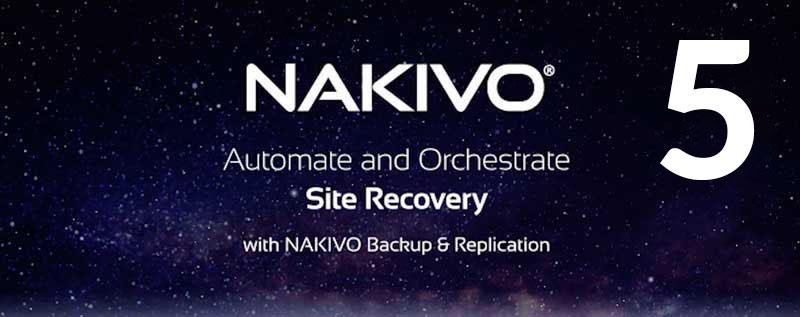 Site Recovery w NAKIVO Backup & Replication Część 5: Przełączanie awaryjne