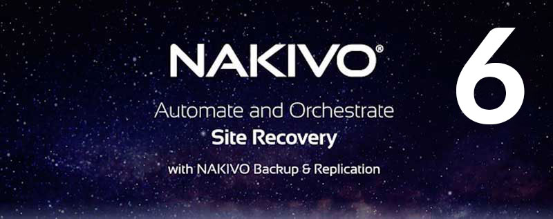 Site Recovery w NAKIVO Backup & Replication Część 6: Failback