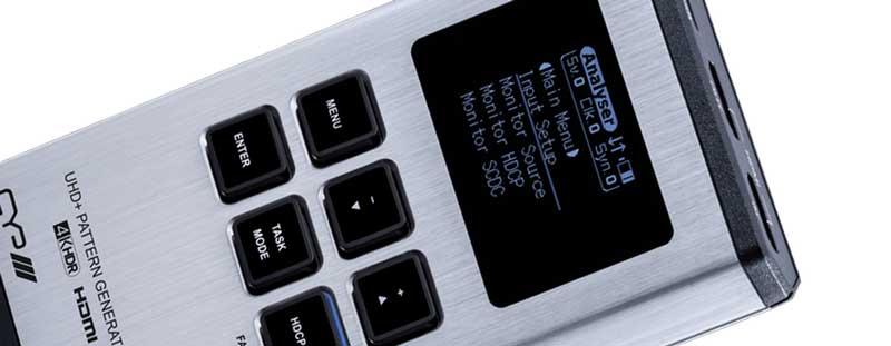 Podręczny analizator, generator oraz tester przewodów HDMI – CPHD-V4L
