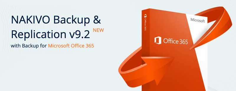 Chmura nie zabezpieczy Twoich danych – Backup Office 365 w NAKIVO v9.2