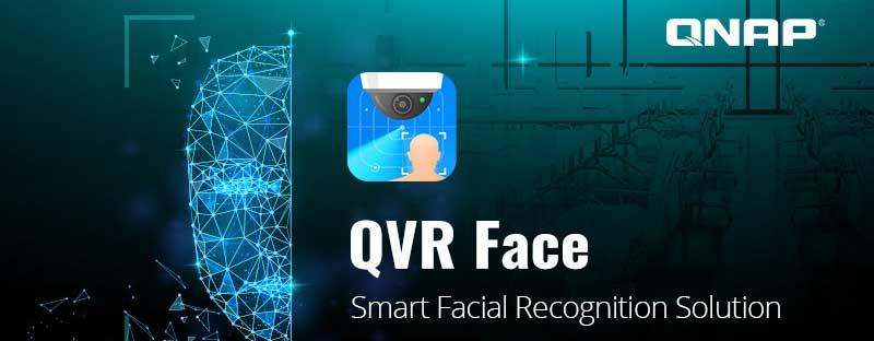 System rozpoznawania twarzy QNAP QVR Face Smart