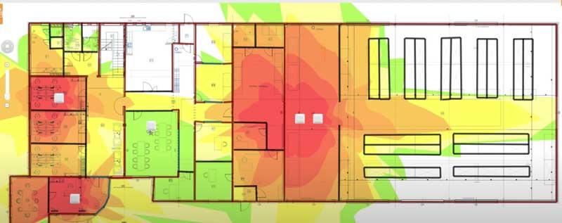 Darmowe narzędzie do planowania Wi-Fi od Cambium Networks – tutorial wideo!