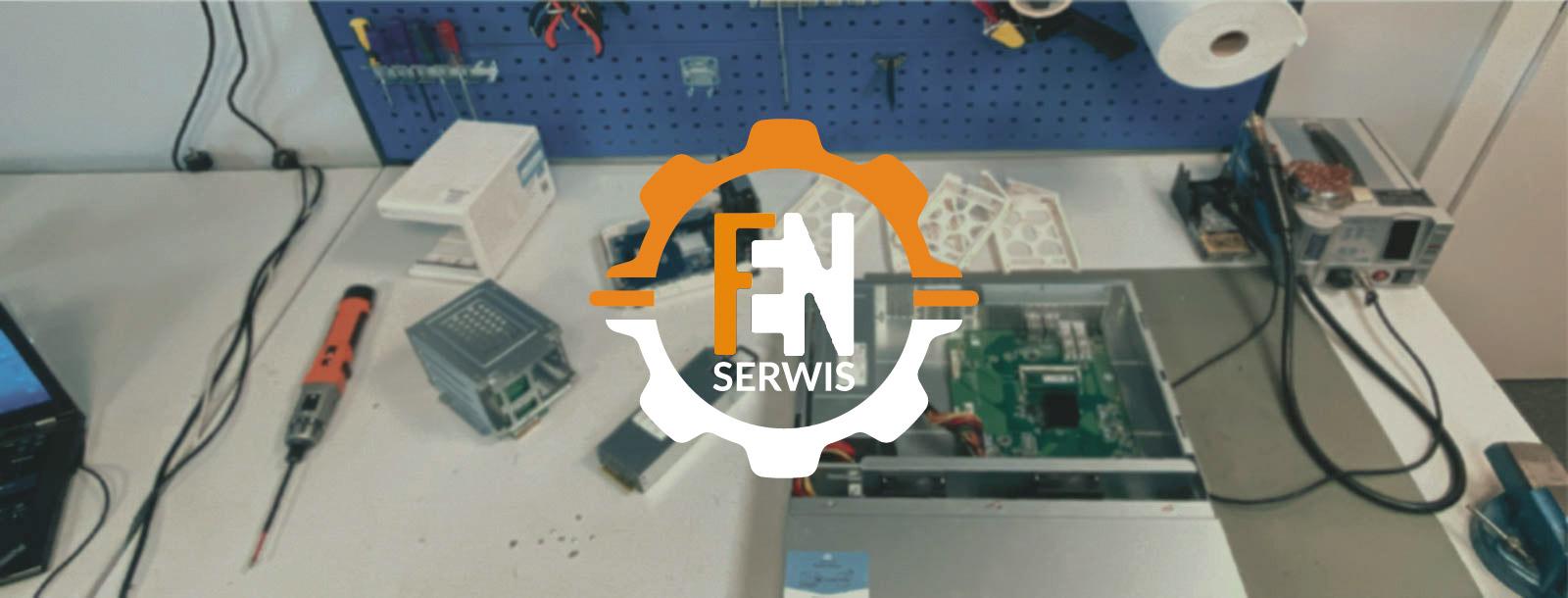Usługi naprawy pogwarancyjnej dla urządzeń QNAP i Synology – FEN