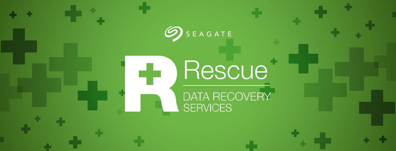 Chroń rzeczy, które kochasz – Seagate Rescue Data Recovery Services